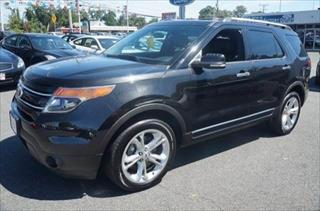 2014 ford explorer limited liberty ford. Cars Review. Best American Auto & Cars Review