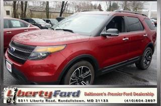 2014 ford explorer sport liberty ford. Cars Review. Best American Auto & Cars Review